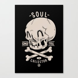 Soul Collector Canvas Print