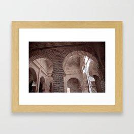 Alcazar de Jerez ll Framed Art Print