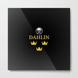 Dahlin Metal Print