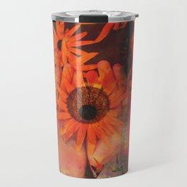 Sunflower Dreams Travel Mug