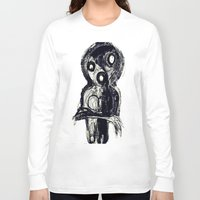 hug Long Sleeve T-shirts featuring HUG by smiling jack