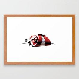 """""""DEO"""" Framed Art Print"""