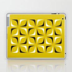 Mustard Pattern Laptop & iPad Skin