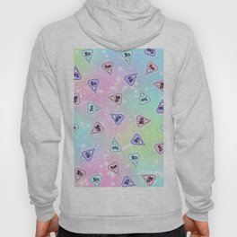 YES OR NO - Pastel Hoody