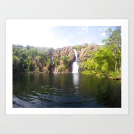 Litchfield National Park Art Print