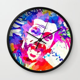 Jamiroquai Wall Clock