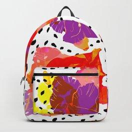 Floral Summer Backpack
