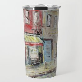 Harlem Blues Bar Travel Mug