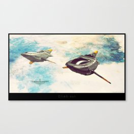"Talmarran Cruiser - ""Climb-out"" Canvas Print"