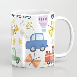 Transportaion Coffee Mug