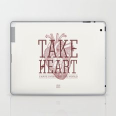 Take Heart Laptop & iPad Skin