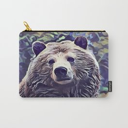 The Grizzly Bear Carry-All Pouch