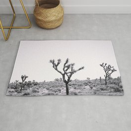 Joshua Tree Monochrome, No. 2 Rug