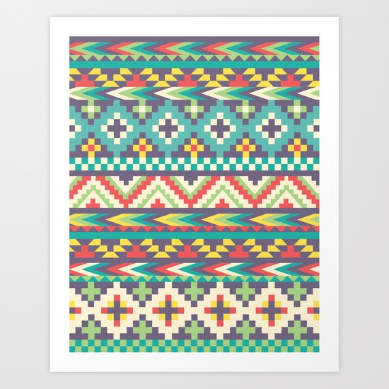 Ultimate Navaho Art Print