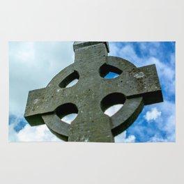 Celtic Cross Rug