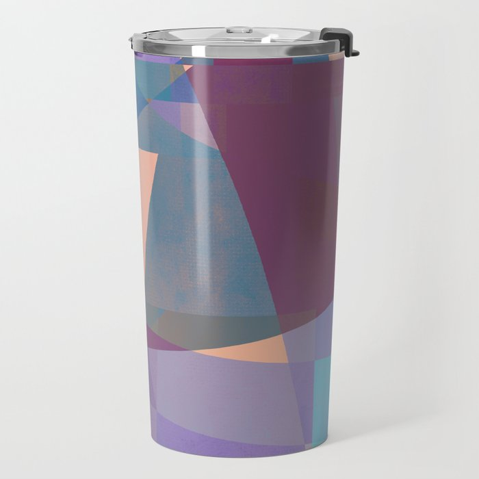 Splitting the Sun Travel Mug