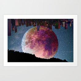 In the Same Sky Art Print