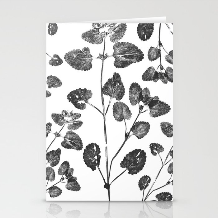 Dead Leaves Stationery Cards