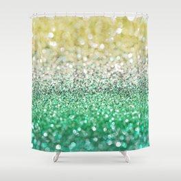 Ocean Illuminations Shower Curtain