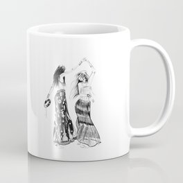 Tribe | Fashion Illustration Coffee Mug