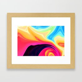 BRILLIANT Framed Art Print