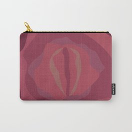 """""""Flower"""" Carry-All Pouch"""
