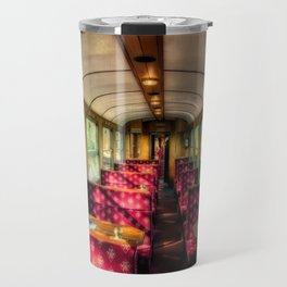 Elegance Past Travel Mug