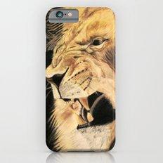 A Lion's Voice Slim Case iPhone 6s