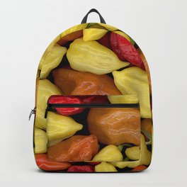 Hot Peppers Backpack