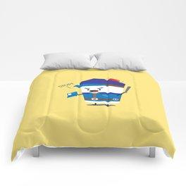 Coffee Cop Comforters