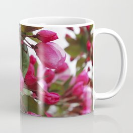 Spring blossoms - Strawberry Parfait Crabapple Coffee Mug
