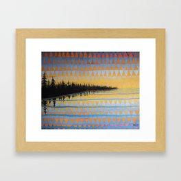 Kaleidoscape #9 Framed Art Print