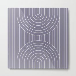 Arch Symmetry XXII Metal Print