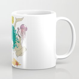 Sea Girl Coffee Mug