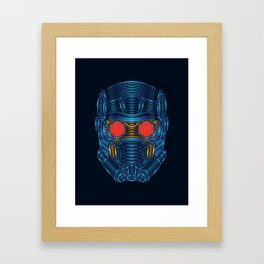 Star-Lord | Guardians of the Galaxy Framed Art Print