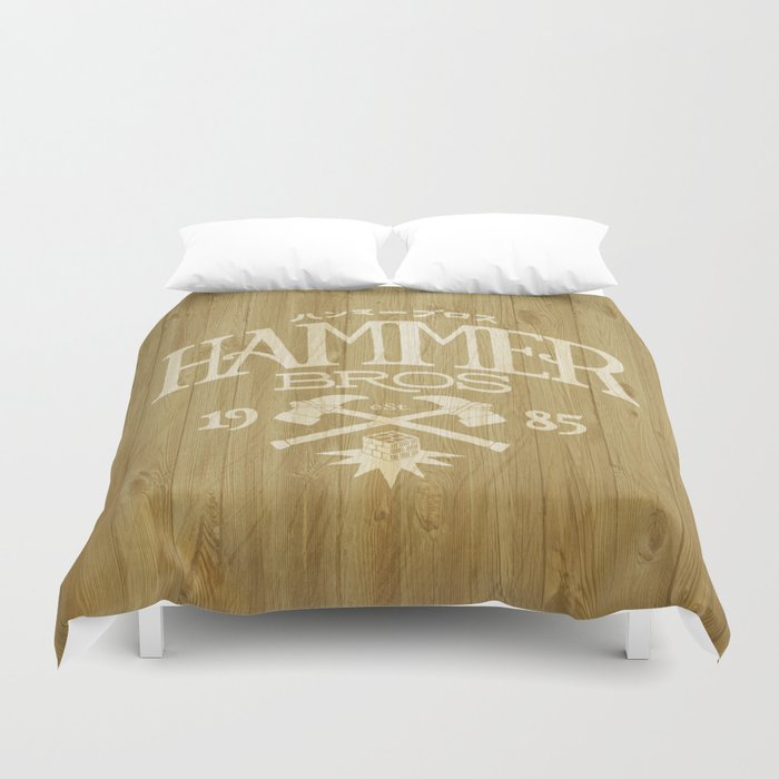 HAMMER BROTHERS Duvet Cover