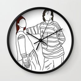 My So Called Life Wall Clock