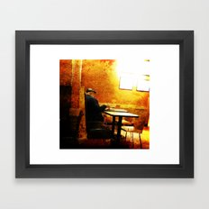 slice of life Framed Art Print