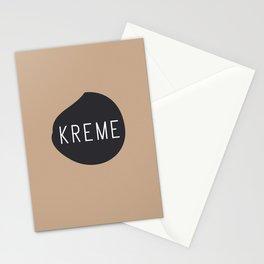 KREME Stationery Cards