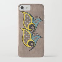 persian iPhone & iPod Cases featuring Persian Bird by Katayoon Photography & Design