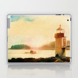 A Day In Maine Laptop & iPad Skin