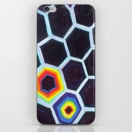 Honeycomb Hideout iPhone Skin