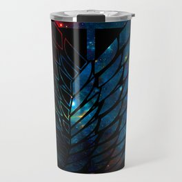 Wings Of Justice: Galaxy Travel Mug