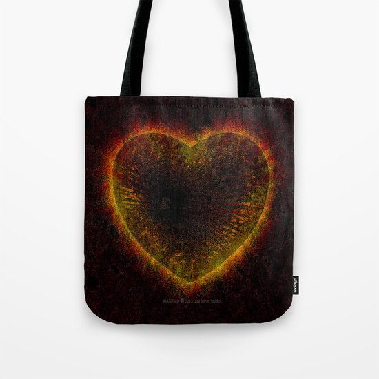 Shattered 014 Tote Bag
