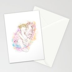 In Mama's Arms Stationery Cards
