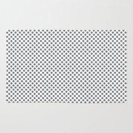 Sharkskin Polka Dots Rug