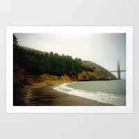 kirby Art Prints featuring Kirby Cove by JBuck