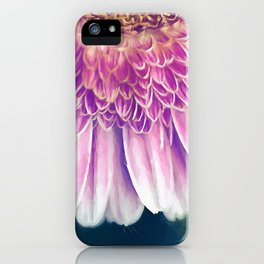 Painted Gerber Daisy iPhone Case