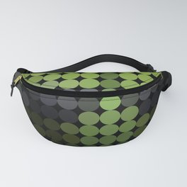 pea background Fanny Pack