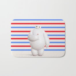 Baymax Big Hero 6 Bath Mat
